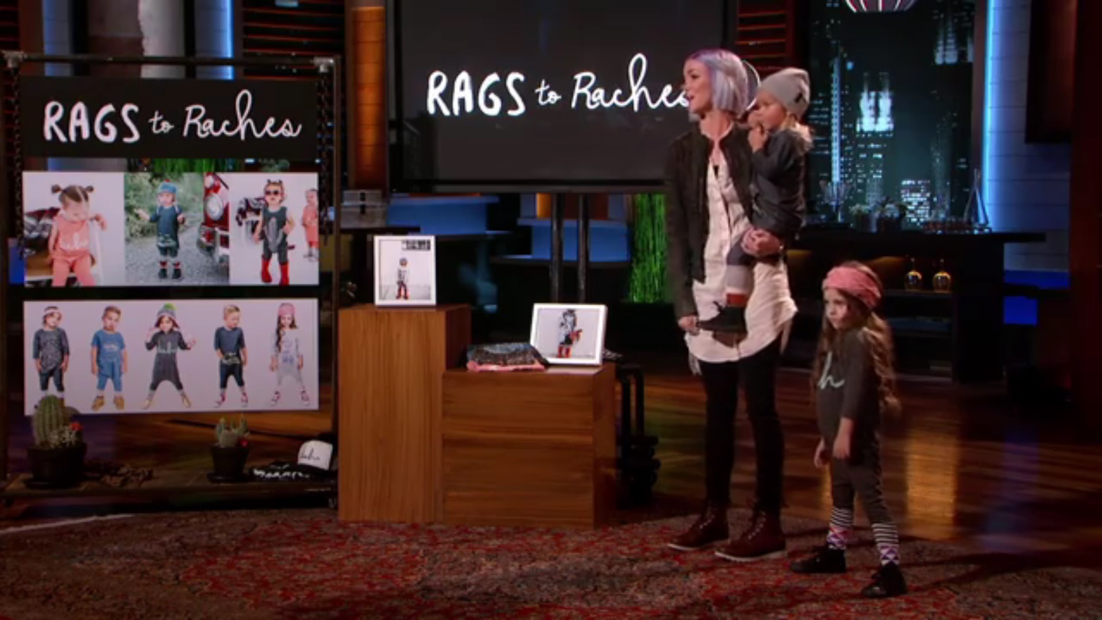 RAGS on ABC's Shark Tank