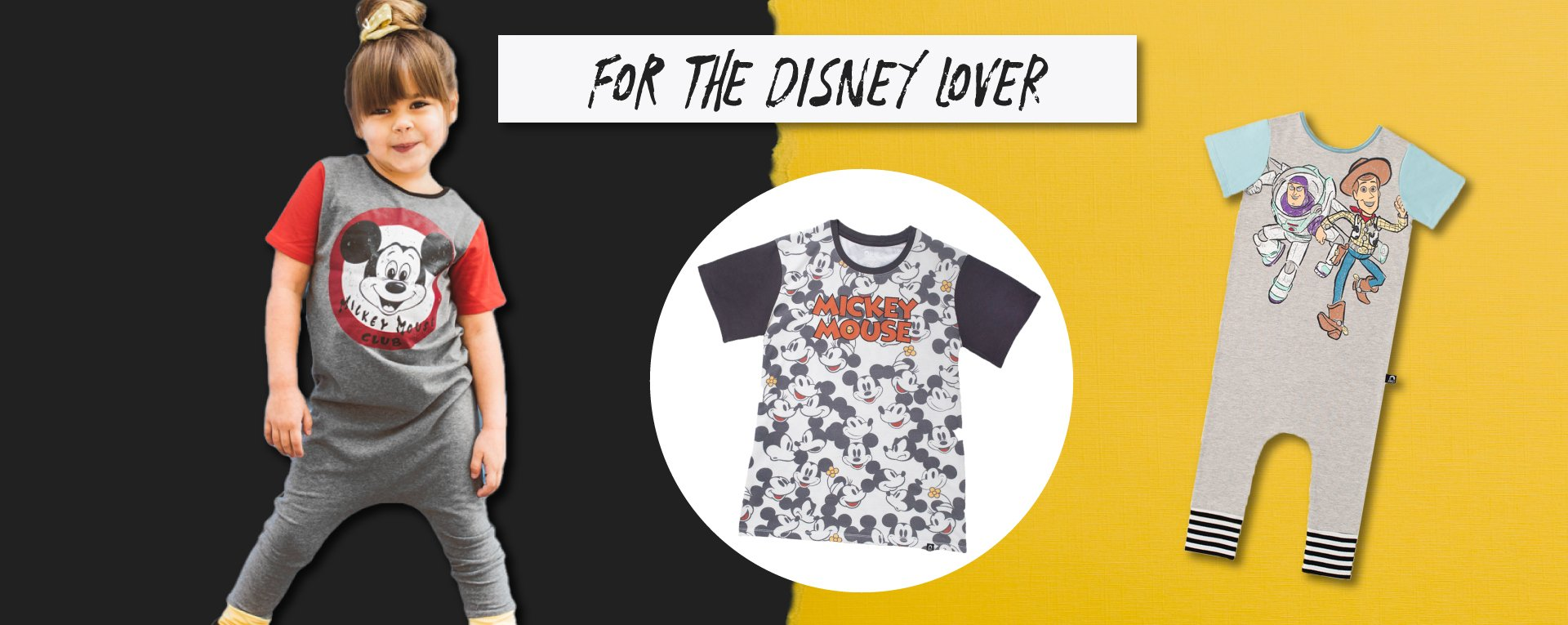 RAGS Gift guide for the Disney fan