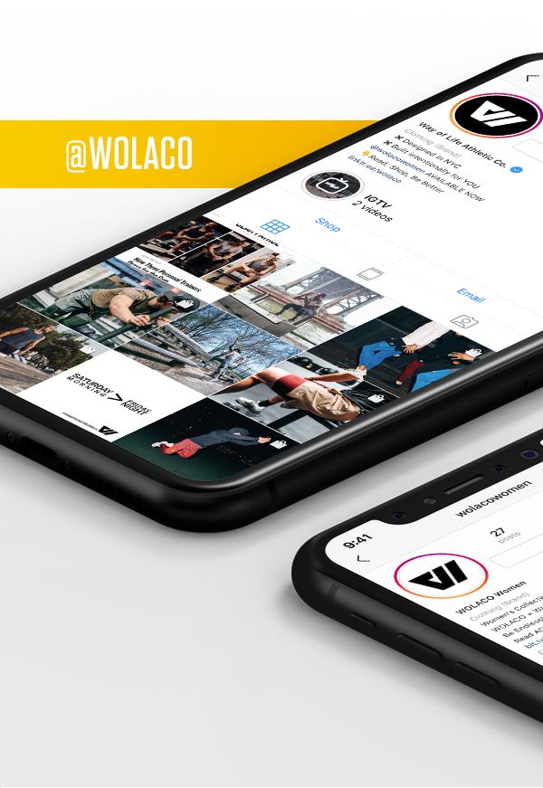 WOLACO on Instagram