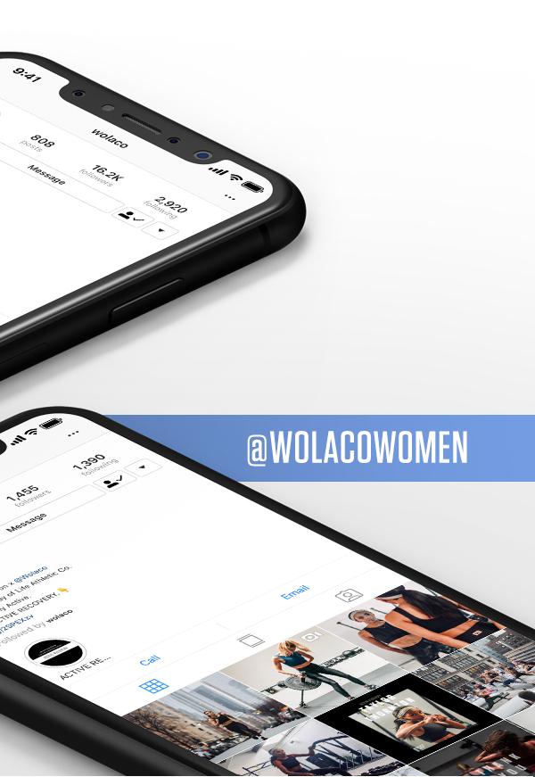 WOLACO Women on IG