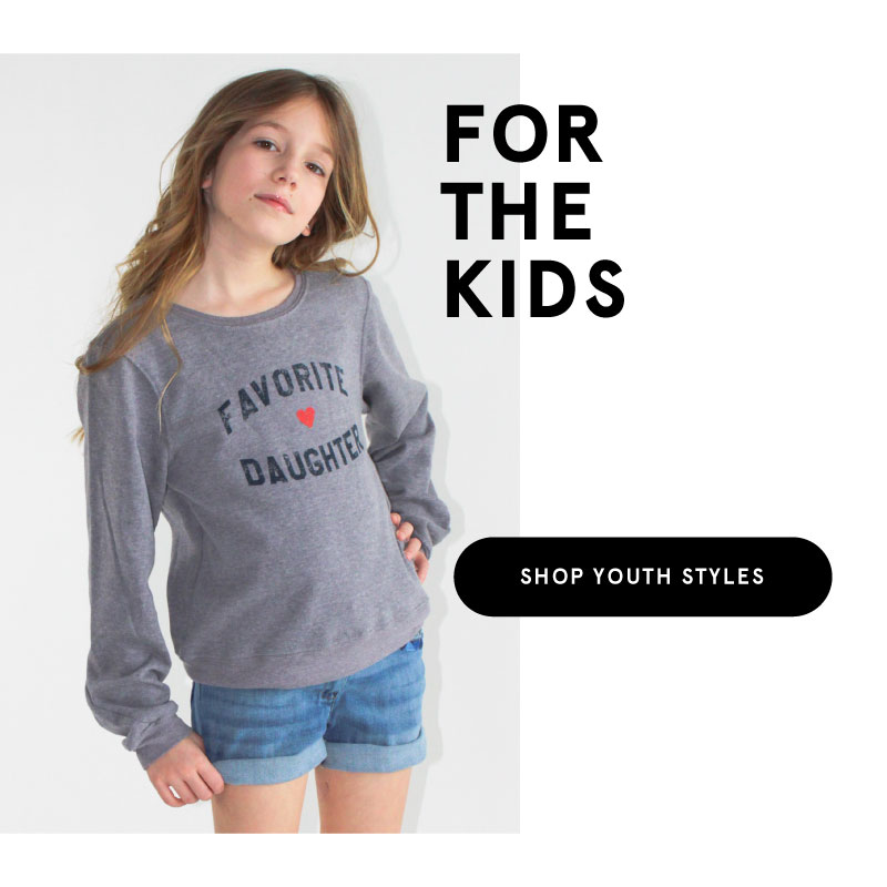 SHOP ALL YOUTH STYLES