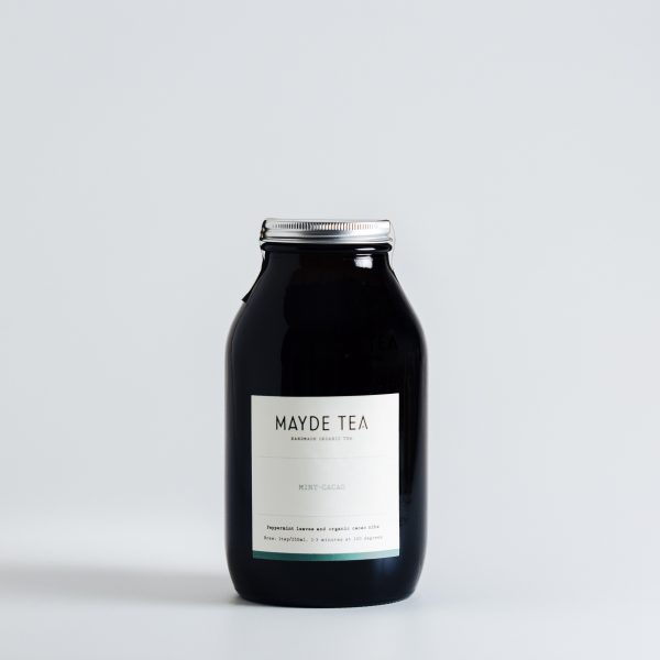 Mayde Tea Organic Mint Cacao