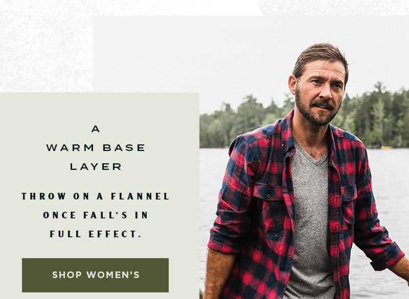 Flannels. Shop Women's.