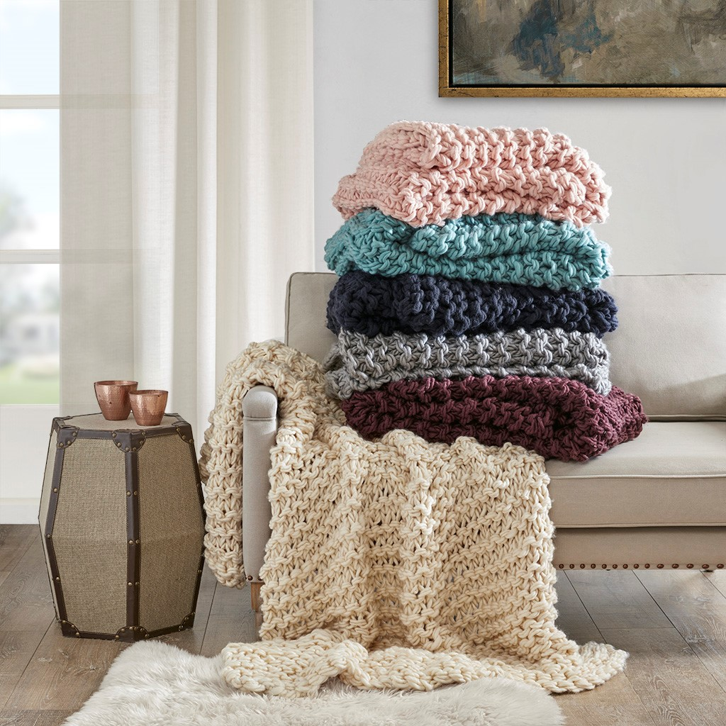 Wrap in Cozy Warmth with a Beach Throw Blanket