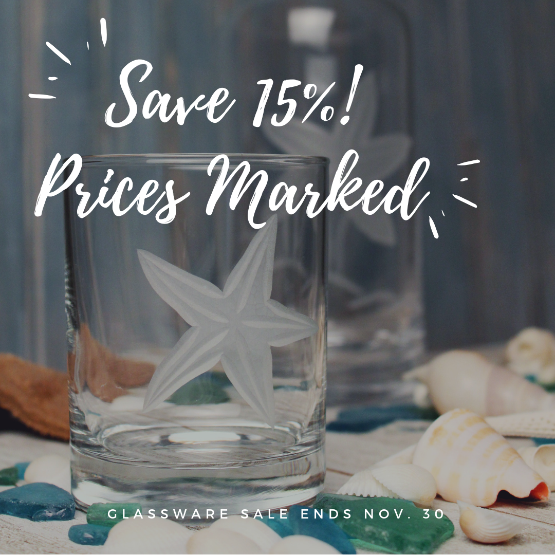 Glassware and Barware Sale