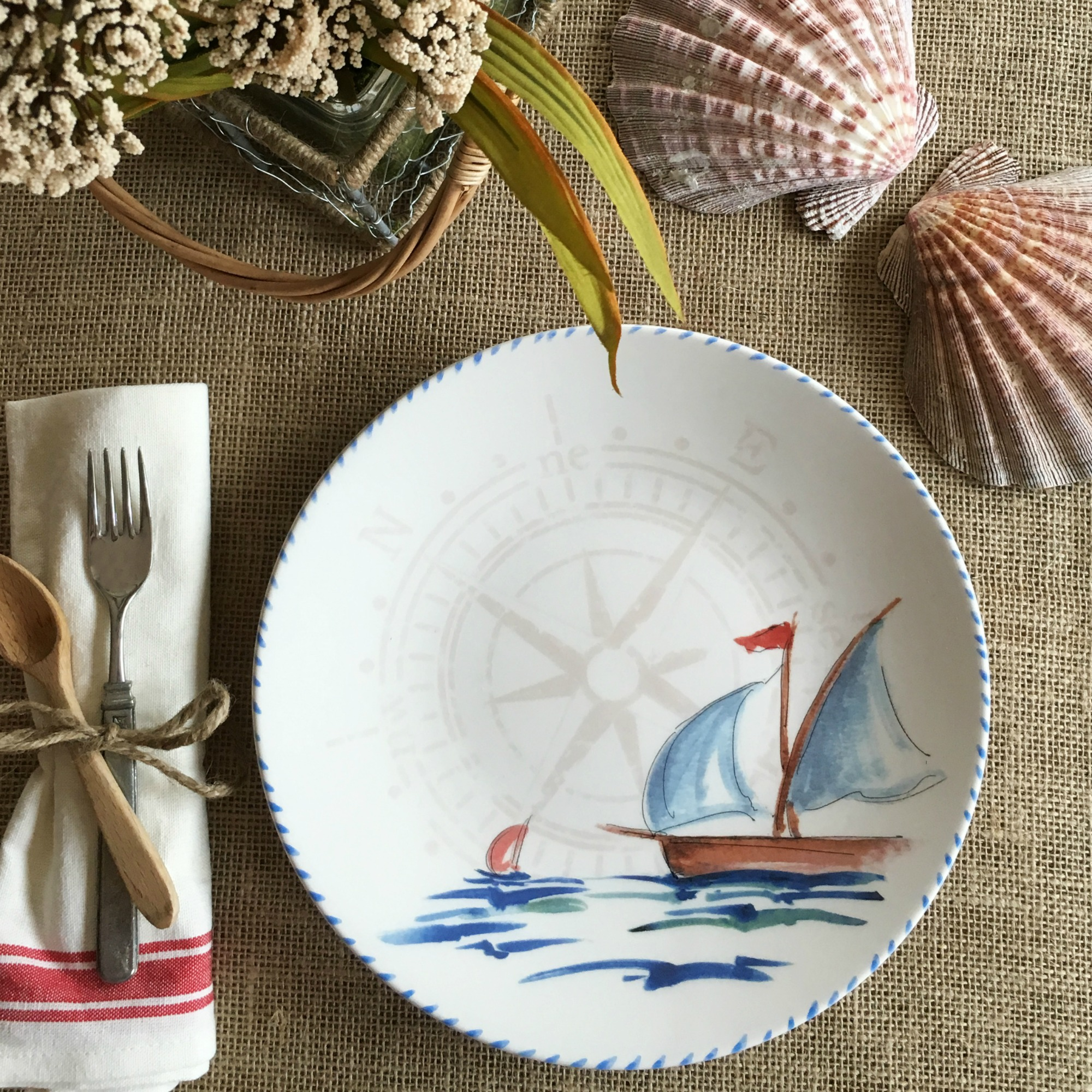 Sail Away with our Sailboat Abbiamo Tutto Collection