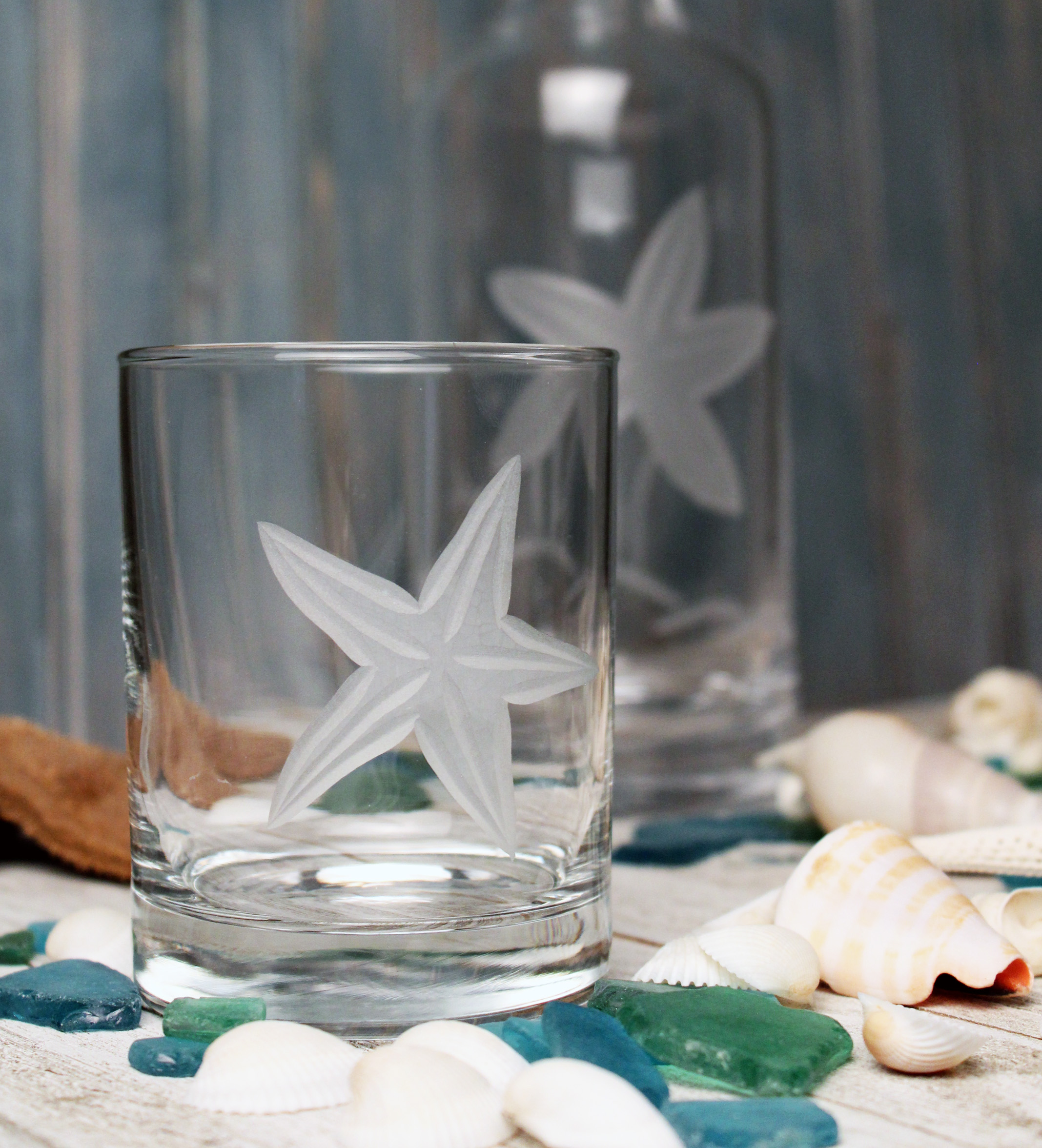 Starfish Glassware - Sale