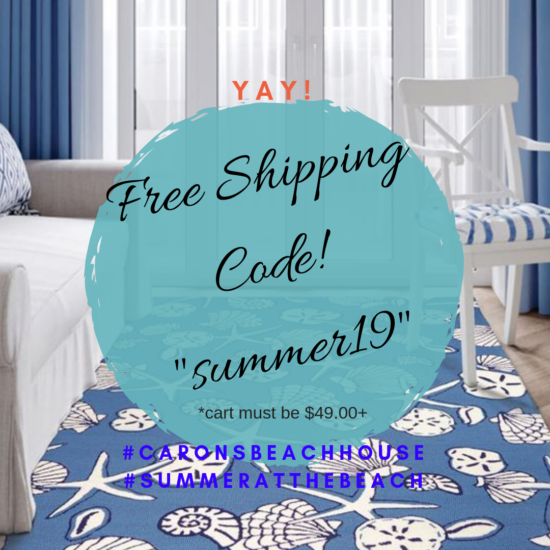 Free Shipping for VIP Beach Club Members - Shop Now!