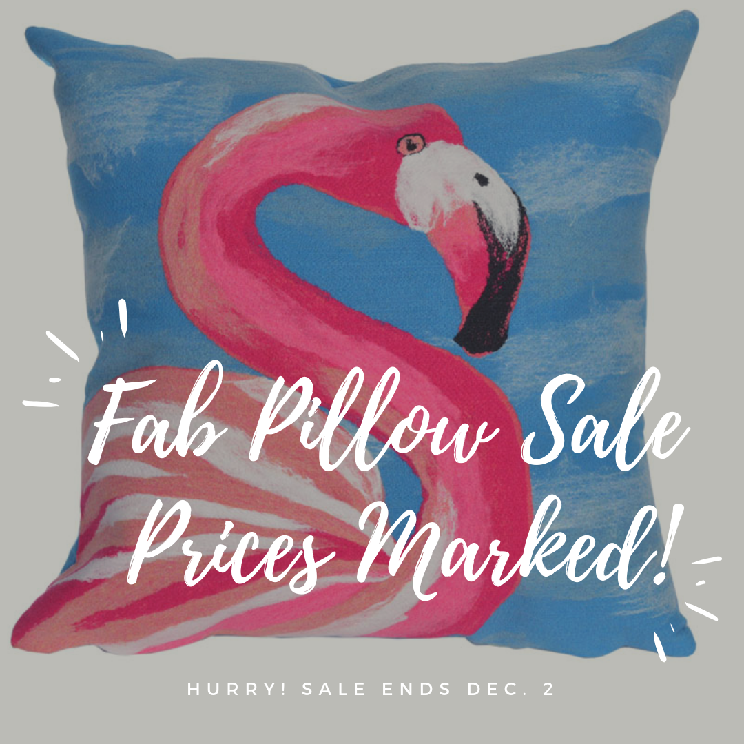 Pillow Sale