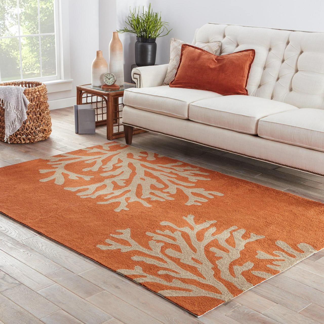 Coastal-Nautical Area Rugs