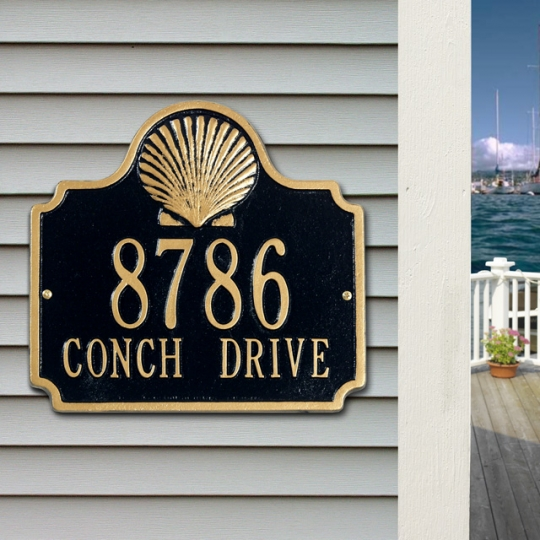 Outdoor House Numbers