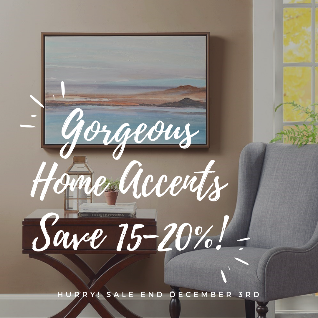 Decorative Accents - Sale