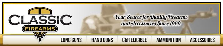 Classic Firearms 2017